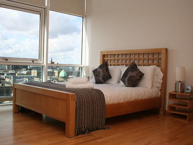 Glasgow lofts luxury apartments in glasgow scotland for Beds glasgow